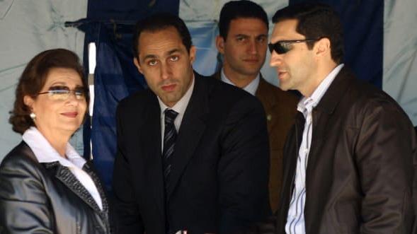 أسرة حسني مبارك تستعيد ثروته من أوروبا