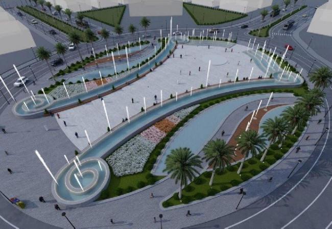 أمانة بغداد تفتتح ساحة الفردوس بعد إعادة تأهيلها