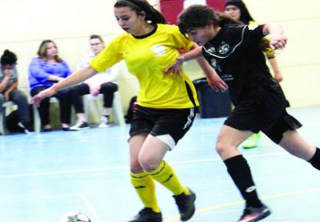 إقامة بطولة العراق بخماسي الكرة النسوية