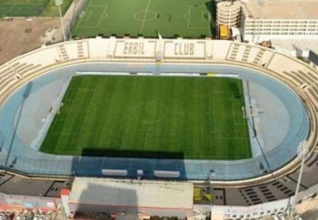 اتحاد كرة القدم في كردستان يقرر إيقاف الدوري الممتاز