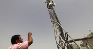 العراق يترقب ارباحاً بملايين الدولارات عبر مشروع {للانترنت}