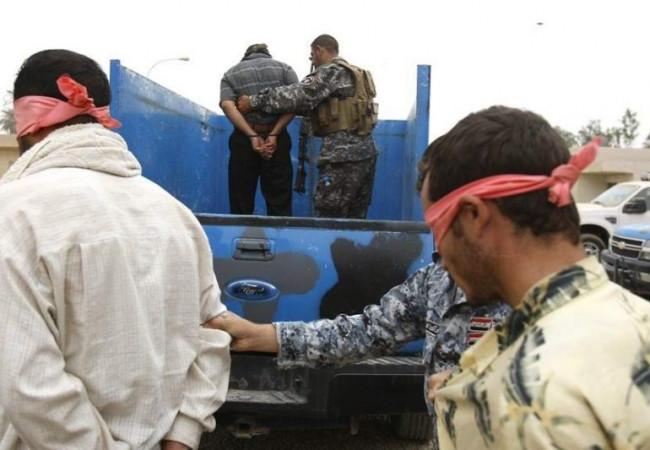 اعتقال 5 إرهابيين وضبط كدس للعتاد بكركوك