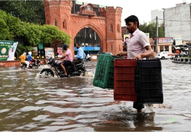 الأمطار الموسمية: مئتي قتيل في جنوب آسيا