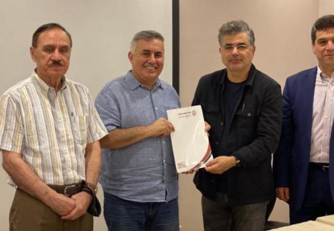 التطبيعية تُجدد عقد كاتانيتش لعام 2021