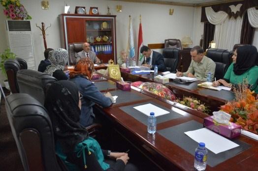 التعليم تناقش وضع الأسس العامة للشروع بتعديل قانون الوزارة