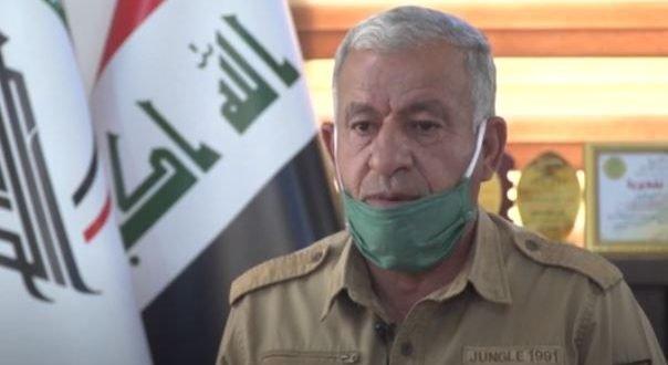 الحشد الشعبي يعلن تدمير عدة انفاق لـداعش في نينوى
