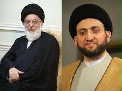 السيد الحكيم يؤكد القدرة على هزيمة داعش ويدعو لاستراتيجية تقوم على مرتكزات أمنية وثقافية واقتصادية