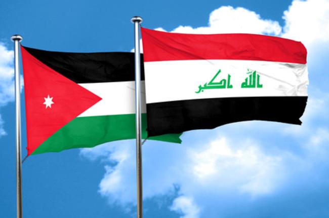 مباحثات عراقية اردنية تتناول الربط الكهربائي والإنترنت بين البلدين
