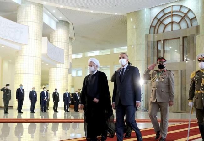 الكاظمي يبدأ زيارته الى الجمهورية الإسلامية الإيرانية لبحث العلاقات الثنائية وسبل تعزيزها