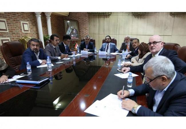 المالية النيابية ترفض اقرار موازنات ضخمة دون مراجعة الحسابات الختامية