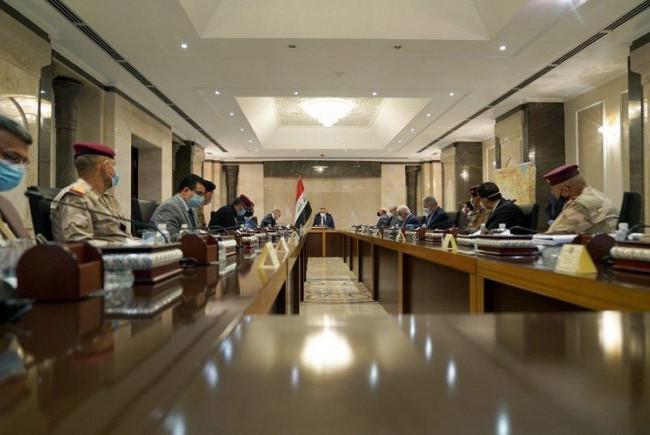 المجلس الوزاري للأمن الوطني يناقش استمرار الخروقات التركية للأجواء والأراضي العراقية
