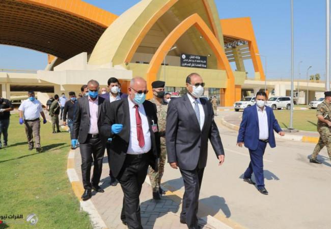 وزير النقل  يعلن بدء التشغيل الفعلي لمحطة النهضة الحديثة