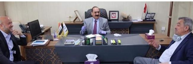 وزير النقل يوعز بمتابعة البناء العشوائي والتجاوزات على مرآب النهضة