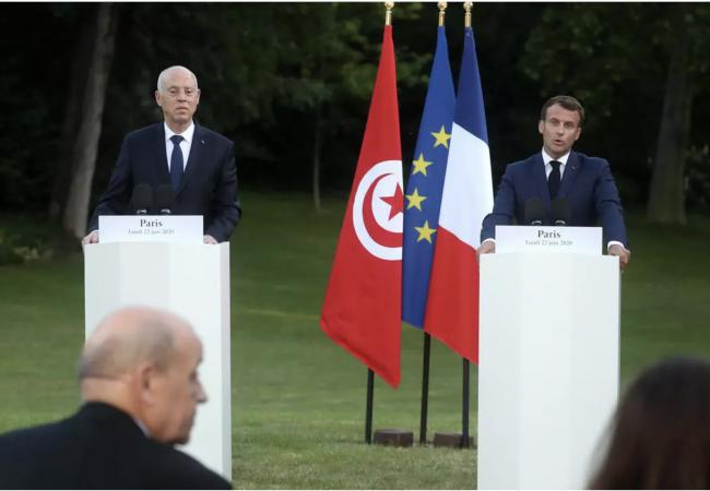النهضة يدعو الى مفاوضات من أجل حكومة جديدة والرئيس التونسي يرفض