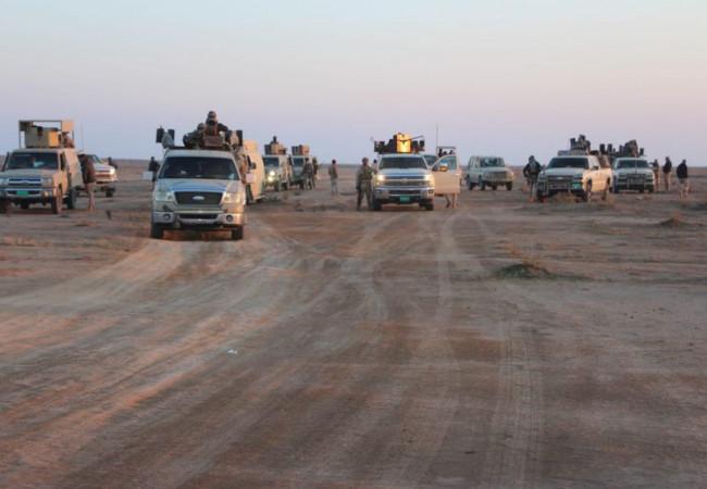 انطلاق عمليتين عسكريتين في ديالى لتعقب خلايا داعش