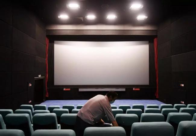 الصين تعيد فتح مئات دور السينما… بشروط!
