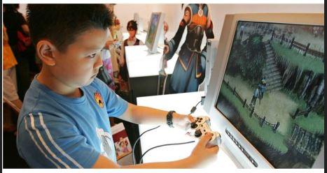 الألعاب الإلكترونية لا تضر سلوك الأطفال