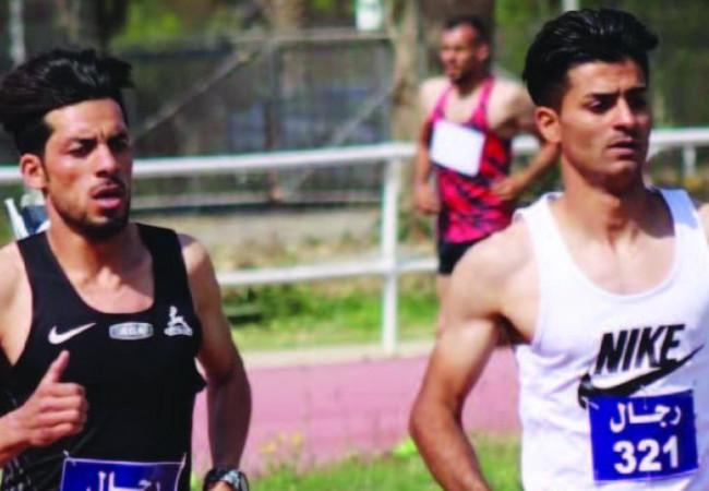 تحطيم رقمين عراقيين في منافسات ألعاب القوى