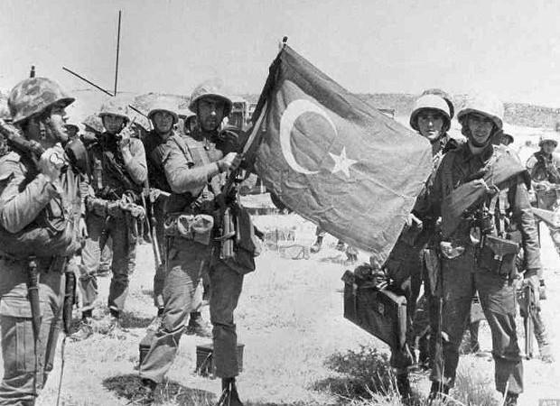 تركيا تحتفل بالذكرى الـ46 لغزو قبرص
