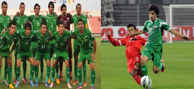 اسود الرافدين يرفعون شعار الفوز في مواجهة المنتخب الفيتنامي مساء اليوم