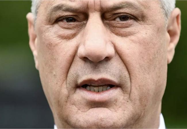 رئيس كوسوفو ينفي اتهامه بارتكاب جرائم حرب