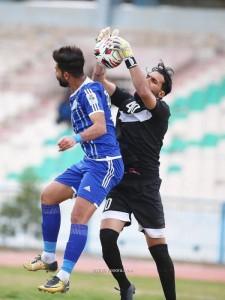ضمن مباريات الجولة الـ11 من الدوري الممتاز بكرة القدم2