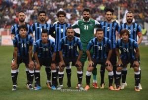 ضمن مباريات الجولة الـ11 من الدوري الممتاز بكرة القدم4