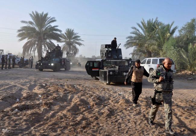 عملية عسكرية في ديالى لتعقب داعش