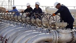وزير النفط يؤكد اهمية دعم الشركات العالمية العاملة في العراق للارتقاء بالعمل وزيادة الانتاج
