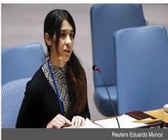 المرأة النيابية: اختيار نادية مراد سفيرة للنوايا الحسنة خطوة لكسب الدعم الدولي