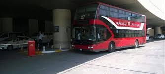 وزير النقل يوعز باعادة تشغيل الباصات ذو الطابقين في مطار بغداد الدولي مجانا