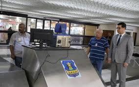 الطيران المدني تستخدم احدث الاجهزة في تفتيش المسافرين وحقائبهم في المطارات العراقية