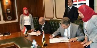 العراق ومصر يوقعان مذكرة تفاهم في الصيانة والتدريب بمجال الطيران