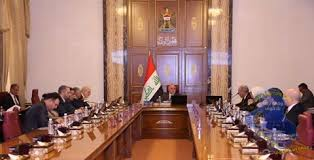 مجلس الوزراء يخصص مبالغ لاعانة عوائل شهداء داقوق