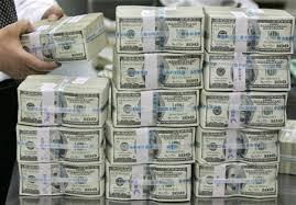 البنك المركزي يبيع 147 مليون دولار بمزاده امس