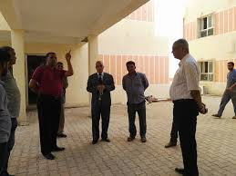 جامعة ذي قار تكمل بناية جديدة للأقسام الداخلية بسعة 600 طالبة
