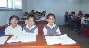 التربية: إنشاء 200 صف كرفاني في المدارس التي تشهد زخما