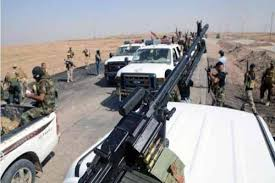 الحشد الشعبي: انهيار خطوط دفاعات عصابات داعش وعمليات 15 شعبان لتحرير الفلوجة تحقق أهدافها بنجاح