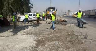 امانة بغداد تطلق فعاليات اسبوع العمل التطوعي