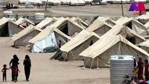 تهيئة 10 آلاف خيمة جديدة لنازحي الموصل