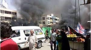 رثاء إبنة لوالدتها الشهيدة التي رحلت في التفجيرات الاخيرة في العاصمة بغداد