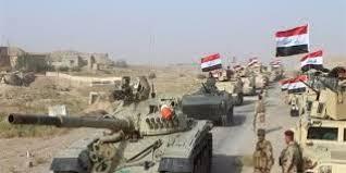الحشد الشعبي: داعش فقد المناطق المهمة وانهار في الساحل الأيمن