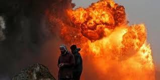 إطفاء آخر آبار القيارة المشتعلة.. ووزير النفط: سنؤهل الحقل سريعاً