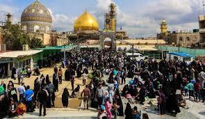 أكثر من مليوني زائر أحيوا ذكرى استشهاد الإمام الهادي (ع) في سامراء