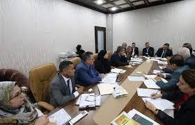 العمل والمهجرين النيابية تناقش تعديل قانون هيئة دعاوى الملكية العقارية
