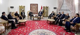 رئيس الجمهورية: العراق يسعى ان يكون نقطة التقاء بين الدول وعامل استقرار في المنطقة