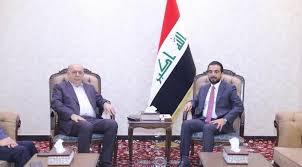 الحلبوسي والغضبان يبحثان واقع الطاقة في العراق وزيادة انتاج الغاز