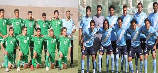 عبد المهدي يوعز بدعم أندية النفط للمشاركة في ختام الدوري