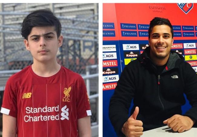 لعب في برشلونة وليفربول .. يافع عراقي يشق طريقه نحو النجومية
