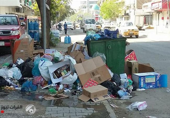 محافظة بغداد للحكومة: أعطونا الصلاحية وسنشتري النفايات
